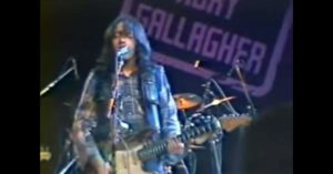 Rory Gallagher - Off The Handle