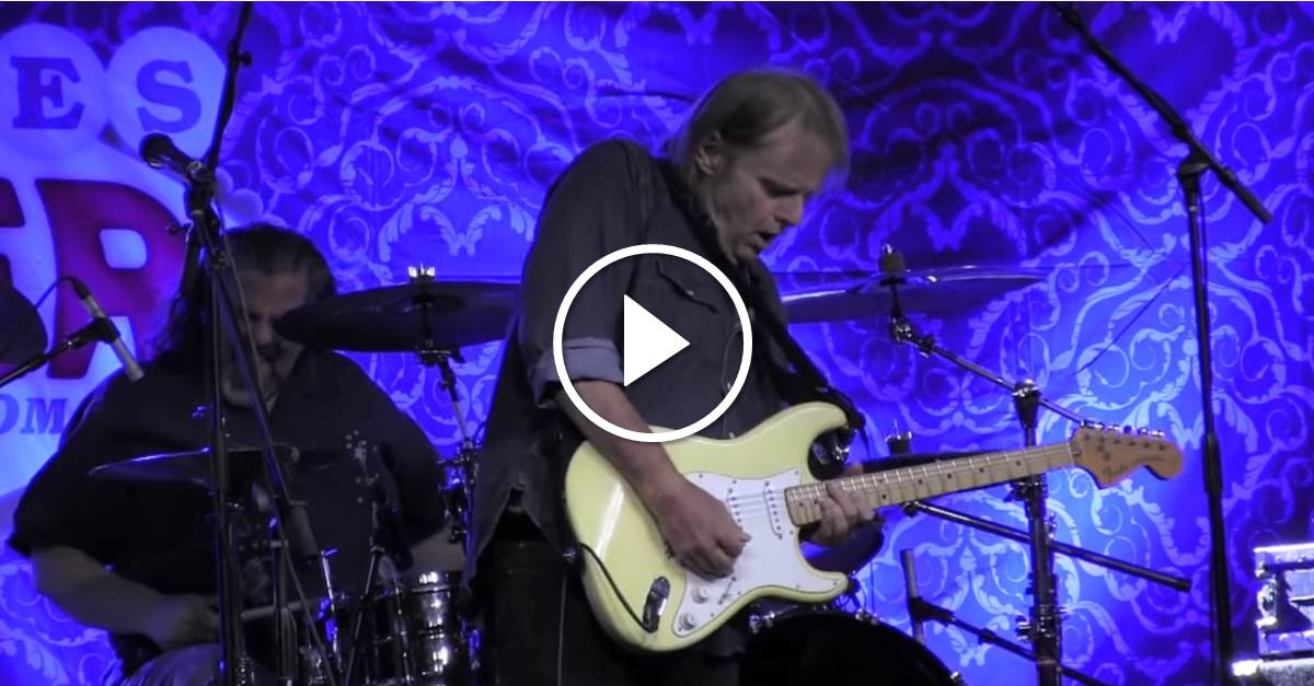 Walter Trout - Blues For My Baby