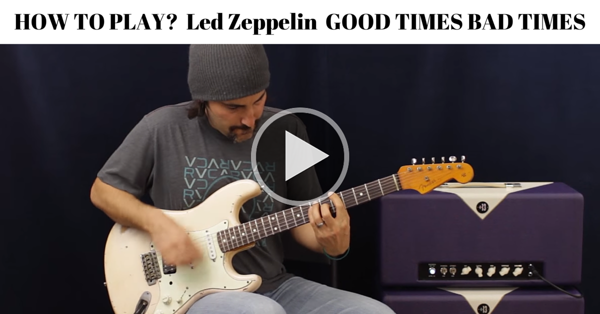 How to Play - Led Zeppelin