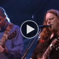 The Allman Brothers Band - Worried Down With The Blues