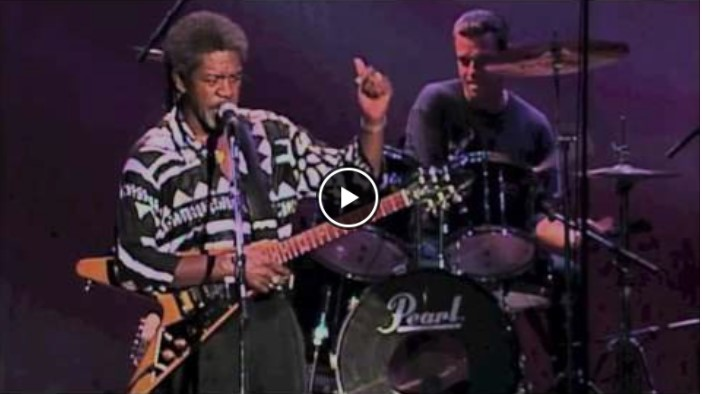 Luther Allison - Move from the Hood