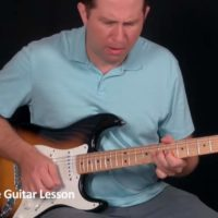 Buddy Guy Style Blues Guitar Lesson