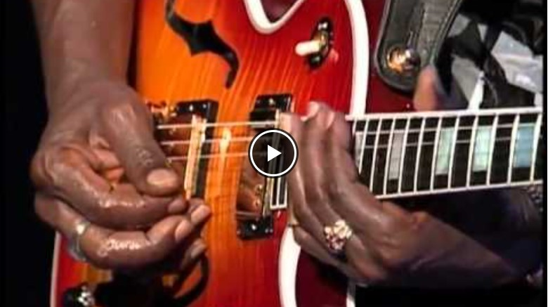 Luther Allison – It Hurts Me Too